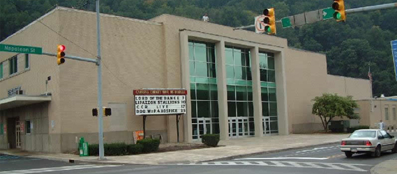 Cambria County War Memorial Arena